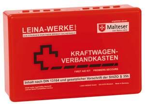 KFZ Verbandkasten DIN 13164-2014 Leina Werke