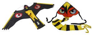 Vogel und Wildschreck