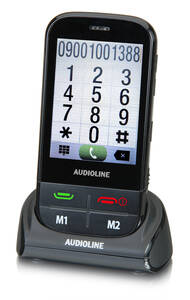 Mobiltelefon mit Touchdisplay MR1000 Audioline