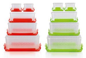 KLICK-IT FRISCHHALTEDOSEN in unterschiedlichen Farben Gourmet Maxx Preisvergleich