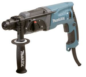 780 W Elektronik Bohrhammer HR2470 Makita
