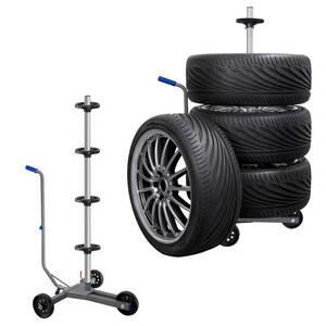 Felgenbaumwagen inkl. Reifenmerker