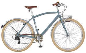 Alu-City Bike 28 GENIESSER Urban, Herren Prophete