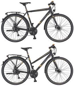 Alu-Trekking Bike 28 Damen ENTDECKER Sport Prop...