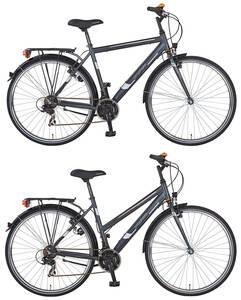 """Alu-Trekking Bike 28"""" ENTDECKER 7.0, Herren Prophete Preisvergleich"""