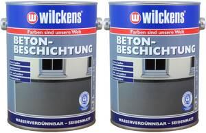 Betonbeschichtung LF 2,5 Liter Wilckens