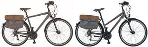 Alu - Damen - Trekking Fahrrad 28 Entdecker 6.0...