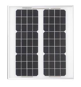 Solar Modul 20 W mit 5 m Kabel SolarTrend