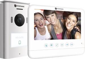 """Video Türgegensprechanlage mit Türöffnerfunktion, HD Kamera und 7"""" LCD Bildschirm Sma Preisvergleich"""
