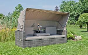 Multi Sofa mit Dach PALMA Garden Pleasure