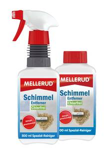 Schimmelentferner Set - Aktivgel + Nachfüllpack...