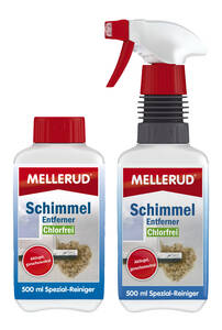 Schimmel Entferner Aktivgel 500 ml - Sprühflasc...