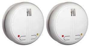 Koppelbarer Funk Rauchwarnmelder - 2er Pack Smartwares®