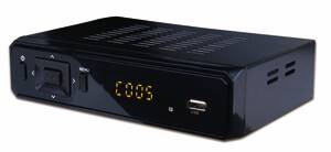 Full HD SAT Receiver mit USB Anschluss DENVER®