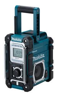Akku-Baustellenradio 7,2 Volt bis 18 Volt DMR108 (ohne Akku und Ladegerät) Makita Preisvergleich