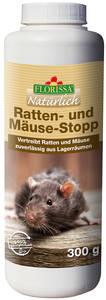 Ratten- und Mäuse-Stopp - 300 g Florissa