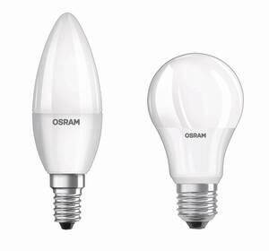 LED Lampe Retrofit, 9 Watt, E27, warmweiß, matt, 4 Stück Osram Preisvergleich