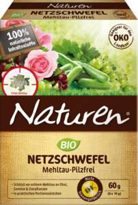Bio Netzschwefel Mehltau - 6 x 10 g Naturen