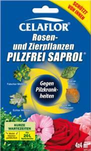 Rosen- und Zierpflanzen Pilzfrei Saprol Celaflor