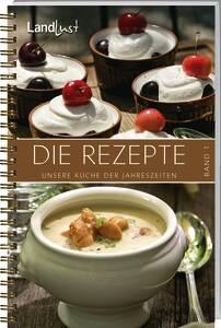 Buch - Landlust - Die Rezepte