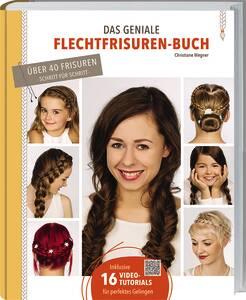 Buch - Das geniale Flechtfrisuren- Buch, über 4...