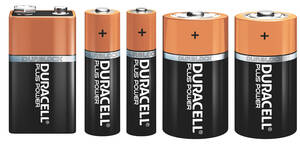 Plus Power Alkaline Batterien mit       Duralock Power Preserve Technologie Duracell Preisvergleich