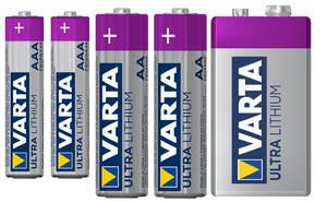 Professional Lithium Batterien Varta Preisvergleich