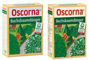 Buchsbaumdünger, verschiedene Gebindegrößen Osc...