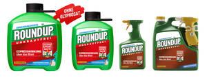 AC Unkrautfrei Roundup ohne Glyphosat - in verschiedenen Größen Roundup