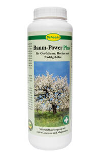 Baum Power Plus Spezialdünger, 1 kg Schacht