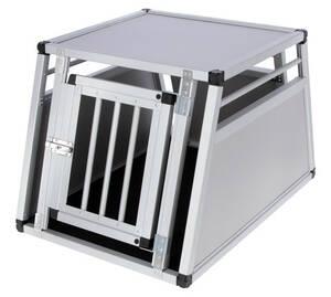 Alu- Transportbox für Tiere - unterschiedliche ...