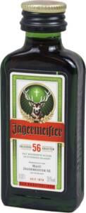 Jägermeister Kräuterlikör, 0,02 L