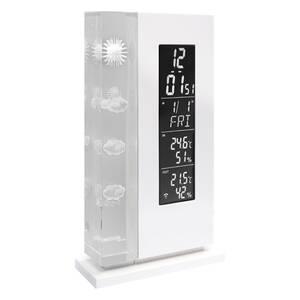 Wetterstation WS 6600 mit Wettervorhersage durc...