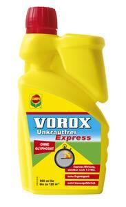 VOROX Unkrautfrei Express in verschiedenen Größen Compo