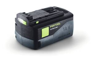 Akkupack BP 18 Li 6,2A AS Festool