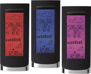Wetterstation WS 6501 mit Wettervorhersage durc...