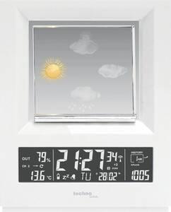 Wetterstation WS 6620 mit Wettervorhersage durc...