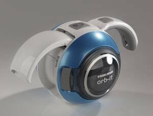 Image of Akku - Handstaubsauger 7,2 Volt Orb - it Electric Blue Black&Decker