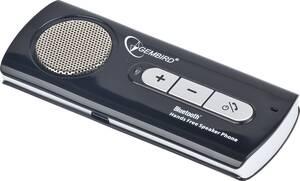 Bluetooth Freisprecheinrichtung BTCC-002 mit Bluetooth 2.1, EDR und One-Touch Funktion Gembird