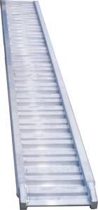 Aluminium-Rampen - leichte Ausführung Facal