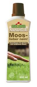 Moos - lieber nein! - Eisendünger, 500 ml Florissa