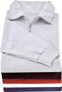 Sweatshirts/ Stehbundshirts, farblich sortiert