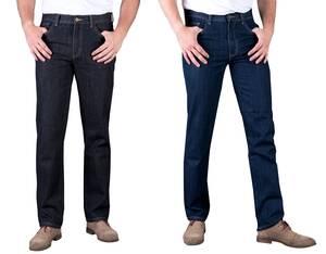 5 Pocket Jeans, Farbe bluestone Ben Brix