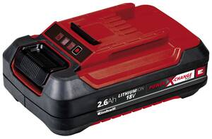 18 V Akku Plus Power-X-Change Serie mitverschie...