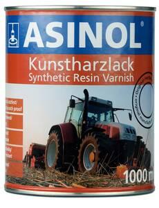 Traktor Reparaturfarbe - Typ Rabe, blau Asinol
