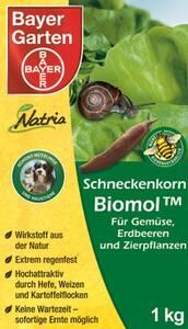 Schneckenkorn BIOMOL Bayer