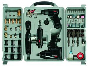 Druckluft Werkzeug Set ROWI | Baumarkt > Werkzeug > Werkzeug-Sets | Kunststoff | ROWI