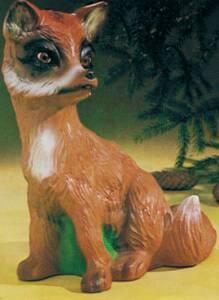 Fuchs groß 32 cm Westfalia