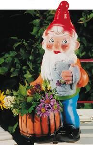 Zwerg als Zecher 40 cm Westfalia | Garten > Dekoration > Gartenzwerge | Westfalia