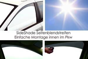 Seitenblendstreifen Mini, verschiedene Modelle SunTape BlackEdition